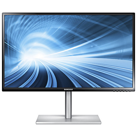 "Buy Samsung LS24C750PS LED PC Monitor, 23.6"" Online at johnlewis.com"