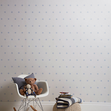 Buy little home at John Lewis Stars Wallpaper Online at johnlewis.com