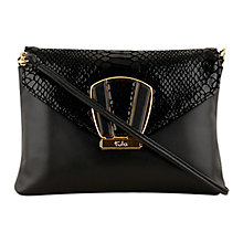 Buy Tula Gatsby Mini Across Body Bag, Black Online at johnlewis.com