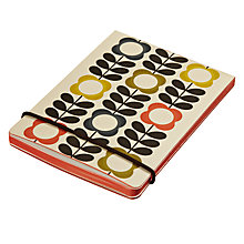 Buy Orla Kiely A6 Jotter Online at johnlewis.com