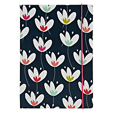 Buy Go Stationery Tulip A5 Notebook Online at johnlewis.com