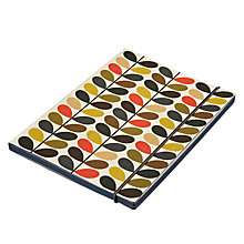 Buy Orla Kiely B5 Notebook Online at johnlewis.com