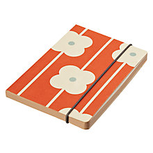 Buy Orla Kiely A6 Notebook Online at johnlewis.com