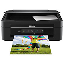 Buy Epson Expression Home XP-205 All-In-One Wireless Printer Online at johnlewis.com