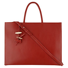 Buy Radley Rockland Broad Large Zipped Workbag Online at johnlewis.com