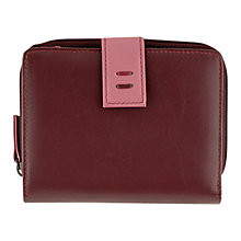 Buy Tula Violet Medium Zip Tab Wallet Online at johnlewis.com