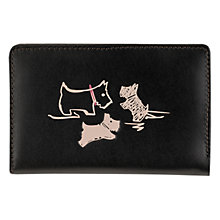 Buy Radley Doodle Dog Medium Zip Around Purse Online at johnlewis.com