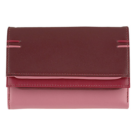 Buy Tula Violet Medium Flapover Wallet Online at johnlewis.com