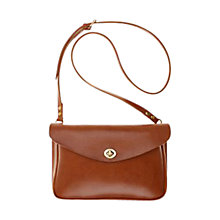 Buy Mimi Berry Eric Small Leather Shoulder Handbag Online at johnlewis.com