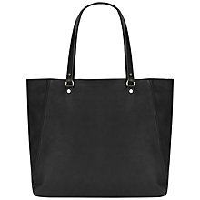 Buy Mimi Berry Thurloe Large Leather Tote Handbag Online at johnlewis.com