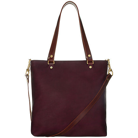 Buy Mimi Berry Spike Small Zip Tote Handbag Online at johnlewis.com