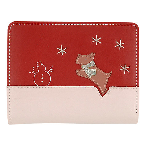 Buy Radley Snowed Under Medium Christmas Wallet Online at johnlewis.com