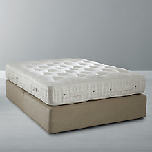 Buy Vi-Spring Stowe Mattress and Sovereign Divan Set, Kingsize Online at johnlewis.com