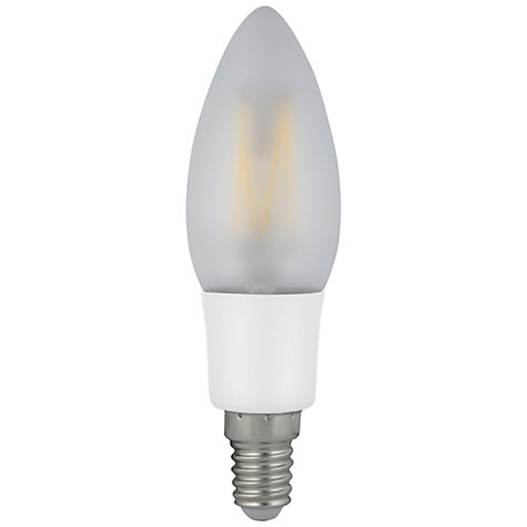Buy Calex 3W SES Energy Saving LED Filament Bulb, Frosted Online at johnlewis.com