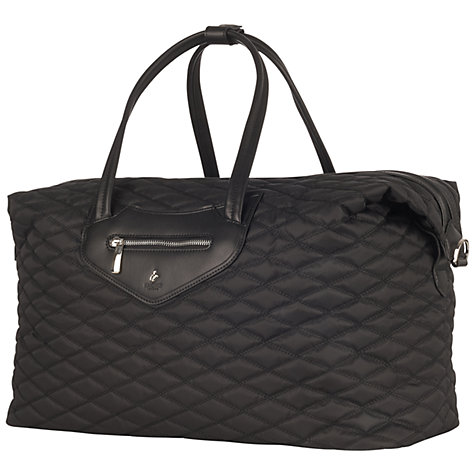 Buy Knomo Huntley Quilted Weekend Holdall Online at johnlewis.com