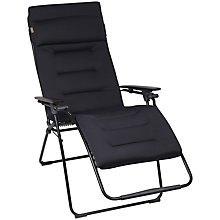Buy Lafuma Futura Air Comfort Relaxer Outdoor Chair, Acier Online at johnlewis.com