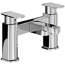 Buy Abode Rapture Deck Mounted Bath Filler Tap Online at johnlewis.com