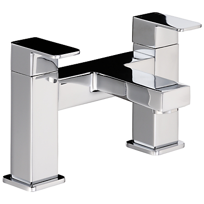 Abode Fervour Deck Mounted Bath/Shower Mixer with Shower Handset