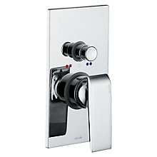 Buy Abode Extase Concealed Manual Shower Valve, 2 Exit Online at johnlewis.com