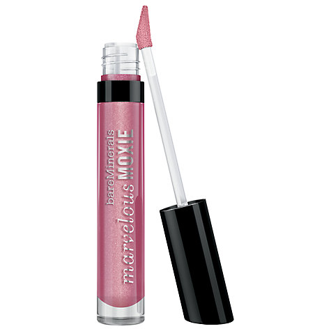 Buy bareMinerals Marvellous Moxie Lip Gloss Online at johnlewis.com