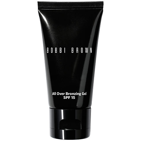 Buy Bobbi Brown All Over Bronzing Gel SPF 15, Joe Brown, 50ml Online at johnlewis.com