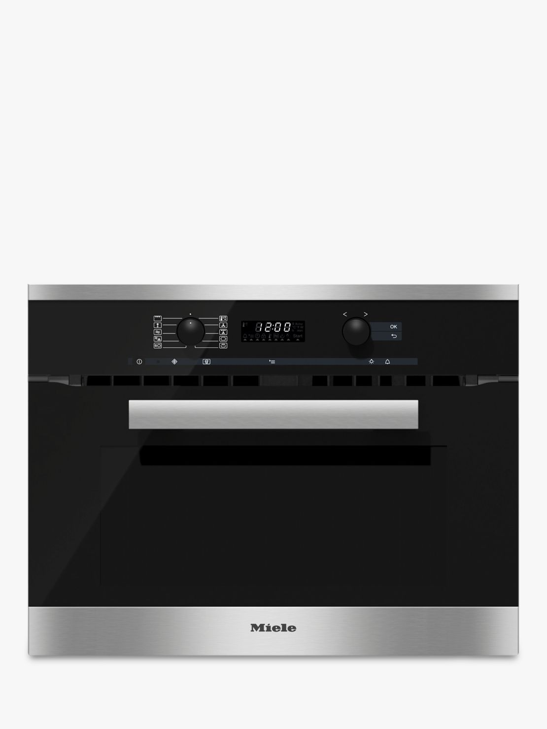 Miele H6200bm Microwave Oven Compare Prices At Foundem