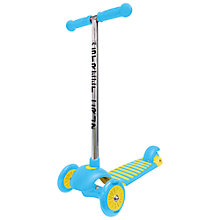 Buy Mookie Mini Street Cruz Blue Scooter Online at johnlewis.com