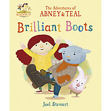 Buy Abney & Teal Brilliant Boots Book Online at johnlewis.com