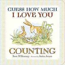 Buy Guess How Much I Love You Counting Book Online at johnlewis.com