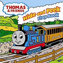 Buy Thomas Hide & Peek Book Online at johnlewis.com