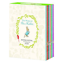 Buy The World Of Peter Rabbit Book Set Online at johnlewis.com