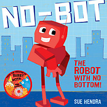 Buy No Bot: The Robot With No Bottom Book Online at johnlewis.com