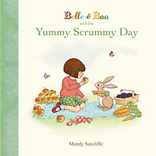 Buy Belle & Boo and the Yummy Scrummy Day Book Online at johnlewis.com