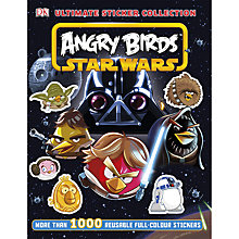 Buy Angry Birds Star Wars: Ultimate Sticker Collection Book Online at johnlewis.com