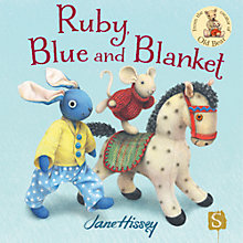 Buy Ruby, Blue & Blanket Book Online at johnlewis.com