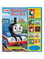 Thomas the Tank Engine Railway Race Day Sounds Book