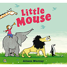 Buy Little Mouse Book Online at johnlewis.com