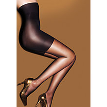 Buy Aristoc 10 Denier Hourglass Toner Tights, Nude Online at johnlewis.com