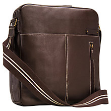 Buy Storksak Jamie Changing Bag, Espresso Online at johnlewis.com