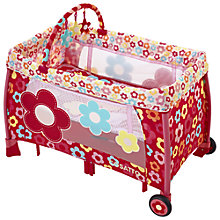 Buy Cosatto Moon Unit Travel Cot/Playpen/Changer, Oh So Pretty Online at johnlewis.com