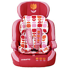 Buy Cosatto Zoomi Car Seat, Bloom Online at johnlewis.com