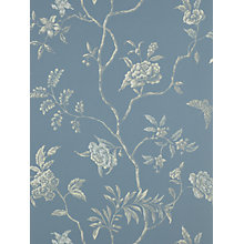 Buy Colefax & Fowler Delancy Wallpaper Online at johnlewis.com