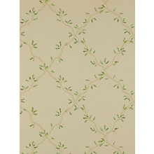 Buy Colefax & Fowler Leaf Trellis Wallpaper Online at johnlewis.com