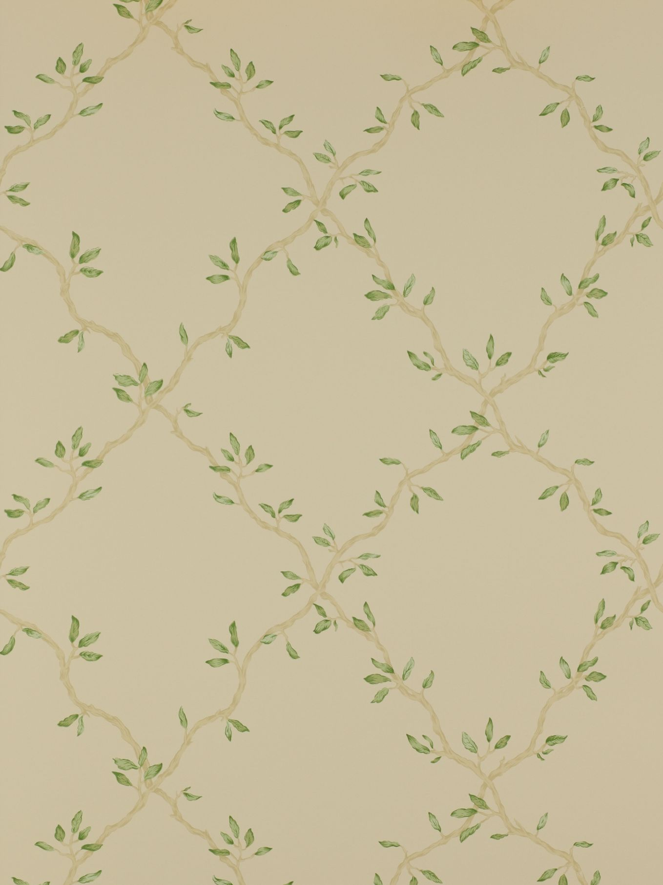 Colefax & Fowler Colefax & Fowler Leaf Trellis Wallpaper