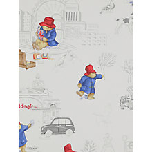 Buy Jane Churchill London Paddington Wallpaper Online at johnlewis.com