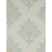 Buy Jane Churchill Bruton Damask Wallpaper Online at johnlewis.com