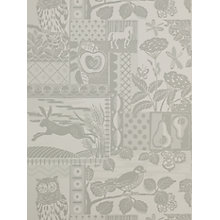 Buy Jane Churchill Brightwood Wallpaper Online at johnlewis.com