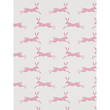 Buy Jane Churchill March Hare Wallpaper Online at johnlewis.com