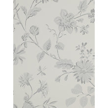 Buy Jane Churchill Silverley Wallpaper Online at johnlewis.com