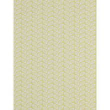 Buy Jane Churchill Retro Leaf Wallpaper Online at johnlewis.com